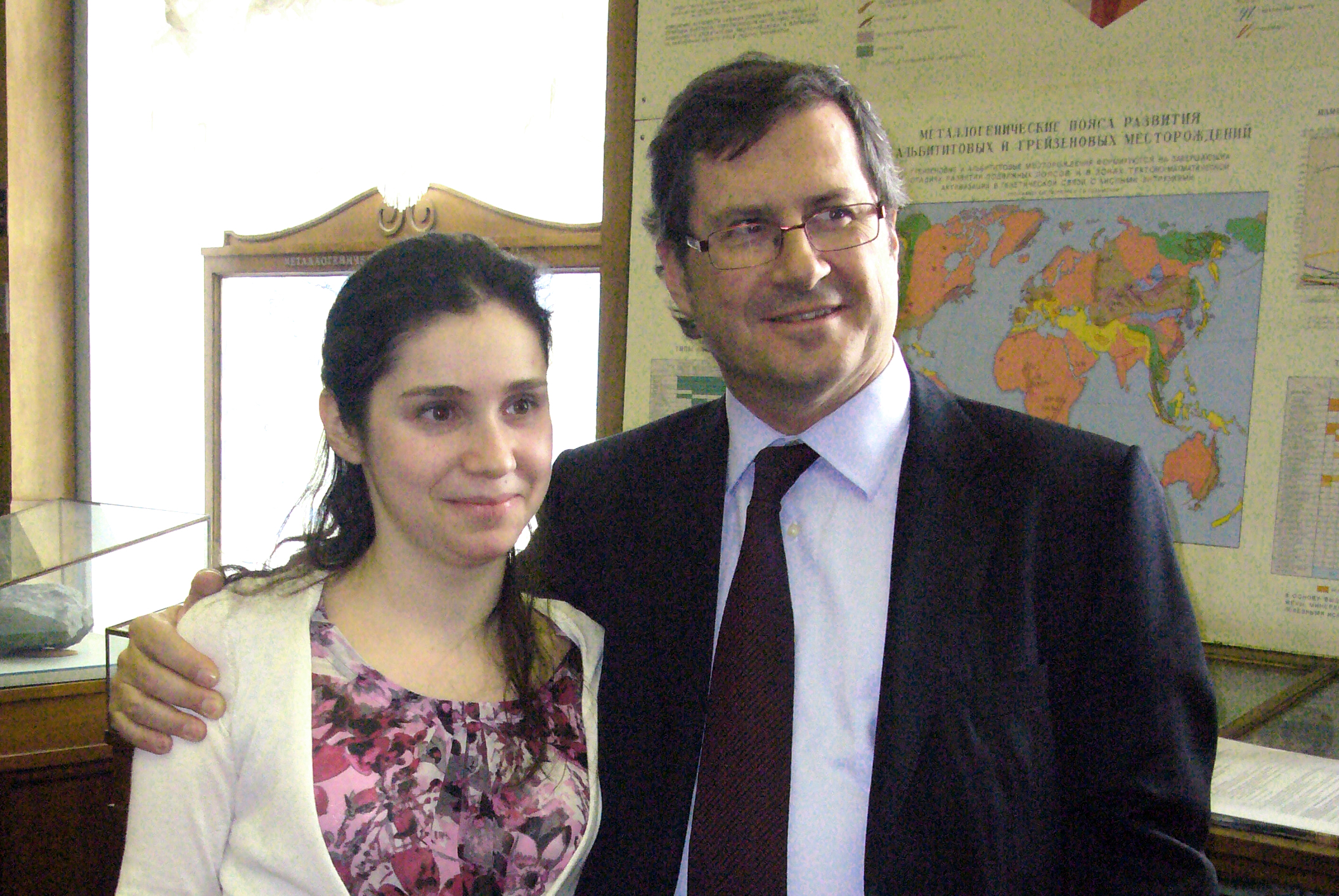 Ermanok_Ministro_Educacion